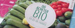 Acheter bio en Ile-de-France
